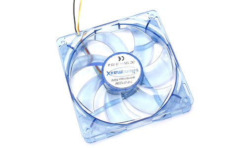 Silentmaxx Silent Fan 120mm 1600rpm