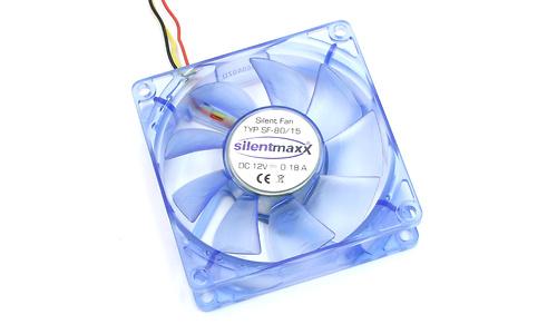 Silentmaxx Silent Fan 80mm 1500rpm