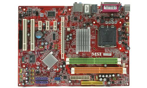 MSI P35 Neo-F