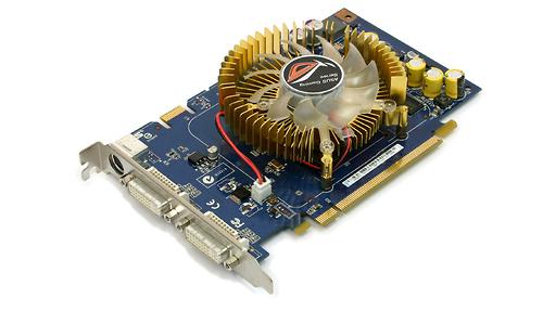 Asus EN8600GT OC Gear/HTDP/256M