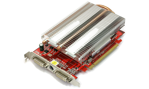 Club 3D Radeon HD 2600 Pro Passive Cooling