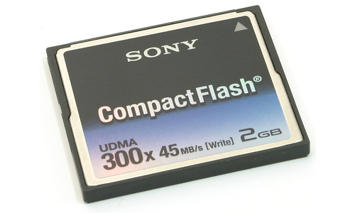 Sony Compact Flash 300x 2GB