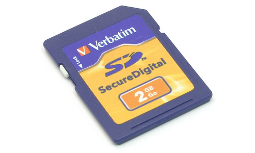 Verbatim Secure Digial 2GB