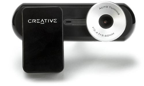 Creative Live!Cam Notebook