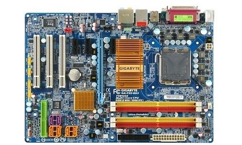Gigabyte P35-DS3