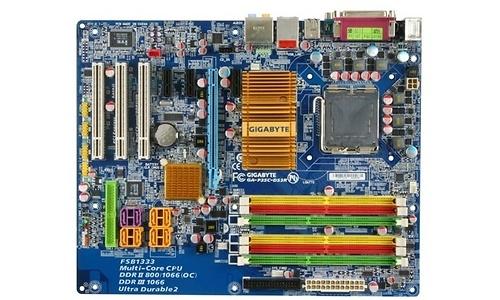 Gigabyte P35C-DS3R