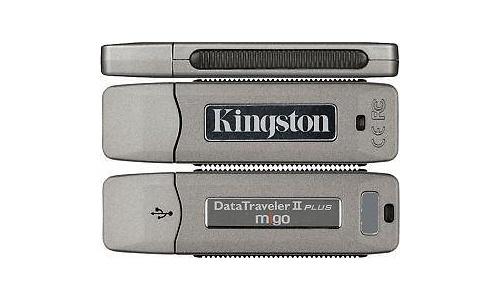 Kingston DataTraveler II Plus Migo Edition 4GB