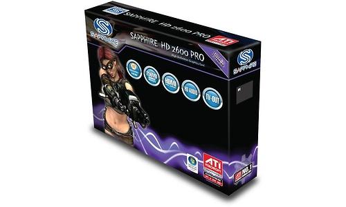 Sapphire Radeon HD 2600 Pro 512MB DDR2