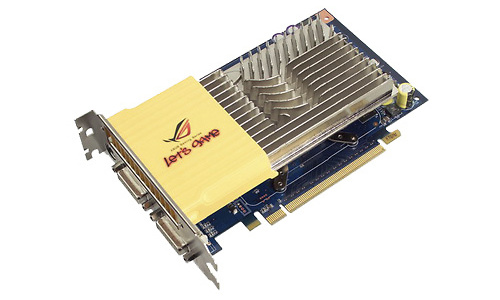 Asus EN8600GT SILENT/HTDP/512M