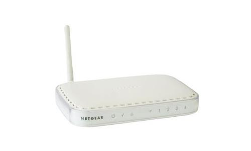 Netgear 54Mbps Wireless ADSL Firewall Router Annex A