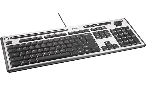 Targus Slim Internet Multimedia USB Keyboard