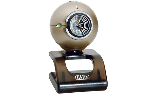 Sweex USB Webcam 100K With Microphone
