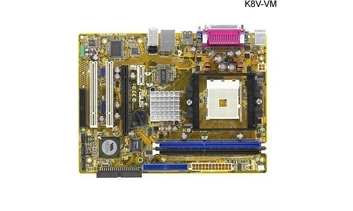 Asus K8V-VM