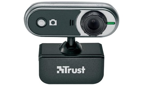 Trust Mini Hi-Res Webcam WB-3300p