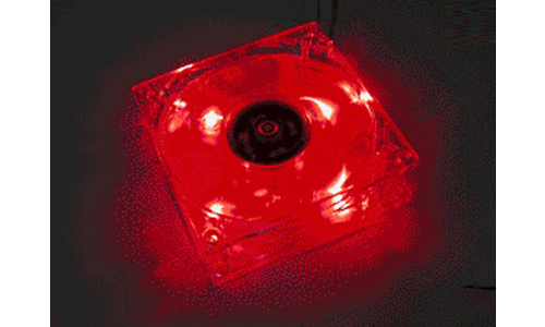 Cooler Master Neon LED Fan 120mm Red