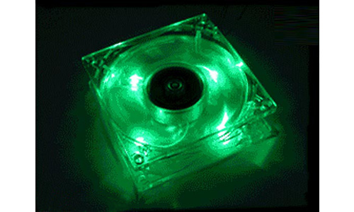 Cooler Master Neon LED Fan 80mm Green