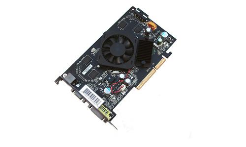 XFX GeForce 7300 GT 256MB AGP