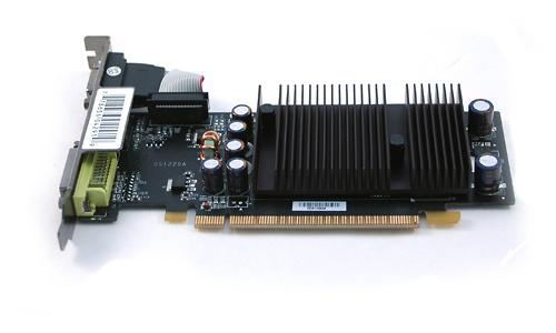 XFX GeForce 7200 GS 128MB