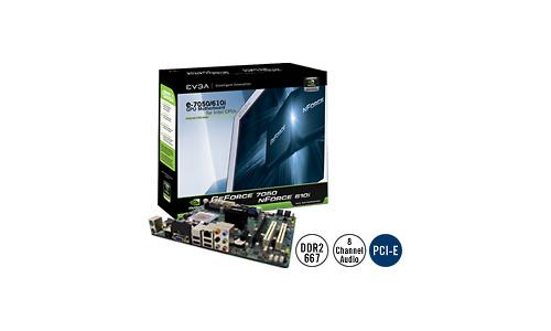 EVGA e-7050/610i GPU-Motherboard
