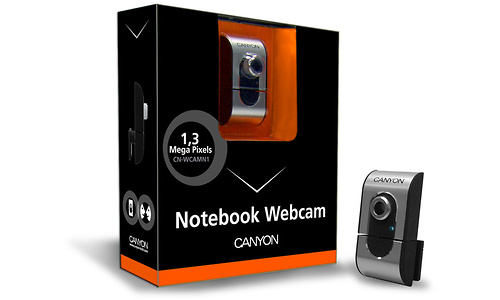 Canyon Notebook Webcam 1.3M