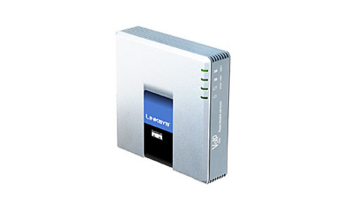 Linksys 1-Port Router with 2 Phone Ports