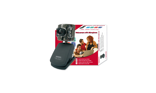 Eminent Webcamera With Microphone