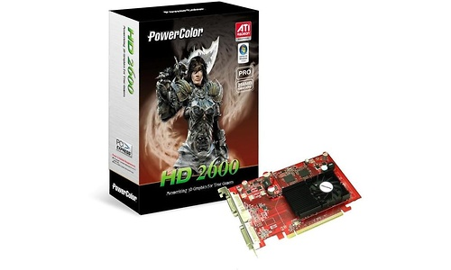 PowerColor Radeon HD 2600 Pro 256MB DDR2