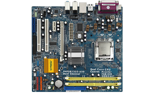 ASRock P4FSB1333-650