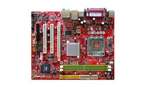 MSI P4M900M3-L