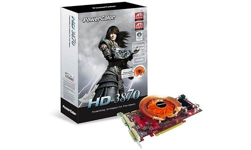 PowerColor Radeon HD 3870 PCS 512MB
