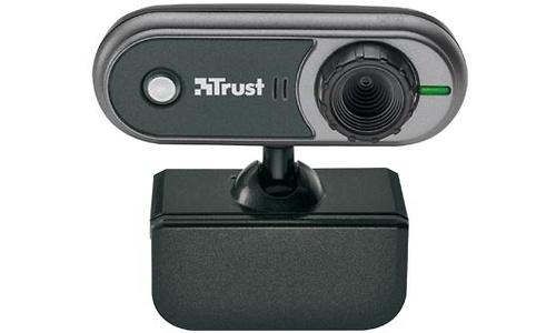 Trust Megapixel Wide Angle Webcam Live WB-6200p