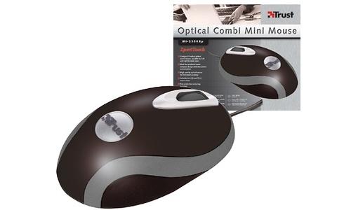 Trust Optical Combi Mini Mouse MI-2550Xp