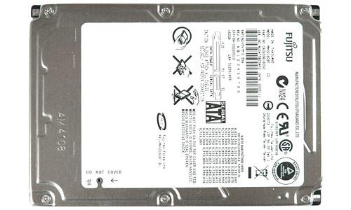 Fujitsu MHV2160BT 160GB SATA2