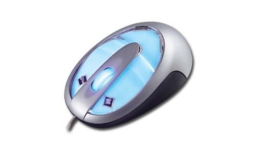 Gembird Mouse Blacklight PS/2