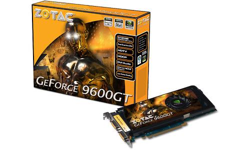 Zotac GeForce 9600 GT 512MB