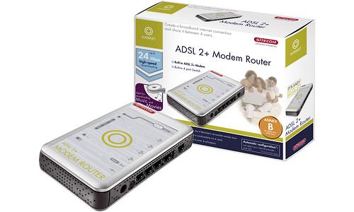 Sitecom ADSL 2+ Modem Router Annex B