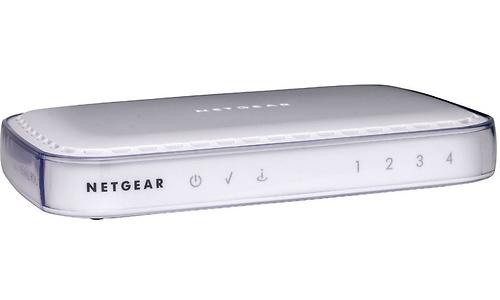 Netgear ADSL Modem Firewall Router Annex B