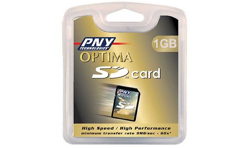 PNY SD Optima High Speed 1GB