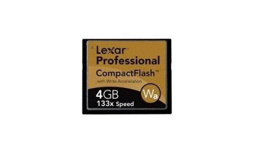 Lexar Compact Flash 133x 4GB