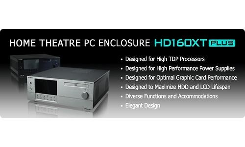 Zalman HD160XT Plus Black