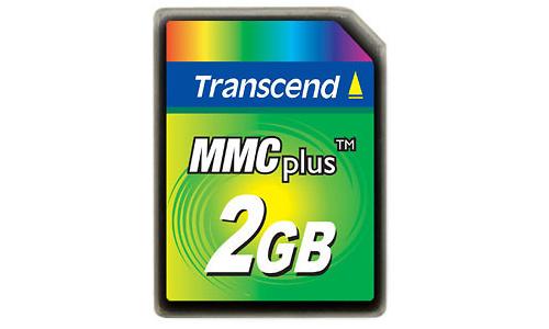 Transcend MMC Plus 2GB