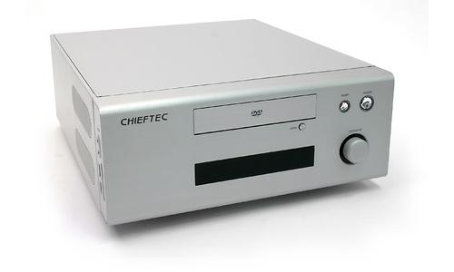 Chieftec Hi-Fi Media HT-01 Silver