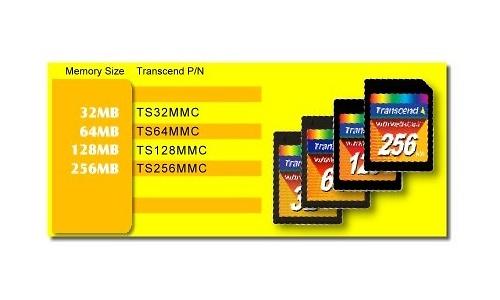 Transcend MMC 256MB