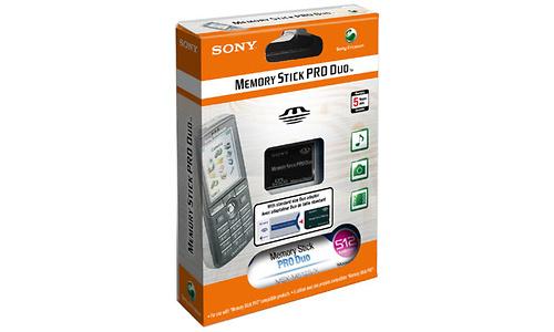 Sony Memory Stick Pro Duo SE box 512MB