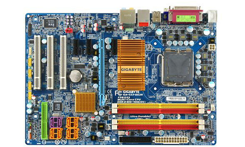Gigabyte G33-DS3