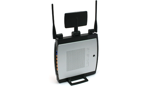 Linksys Wireless-N Gigabit Router with Storage Link