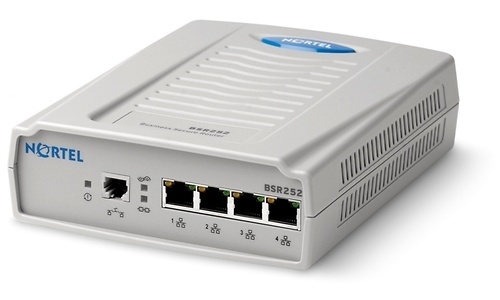 Nortel Business Secure Router 252