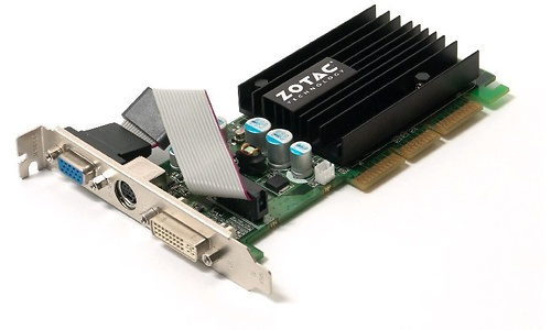 Zotac GeForce 6200 256MB AGP
