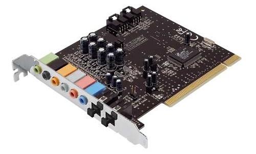 Trust 7.1 Surround Sound Card SC-7600