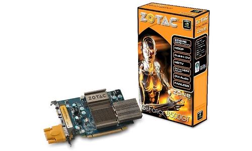 Zotac GeForce 8500 GT Zone 256MB